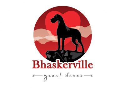 Bhaskerville Logo